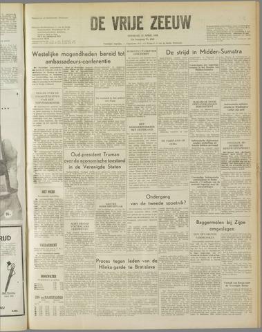 de Vrije Zeeuw 1958-04-15