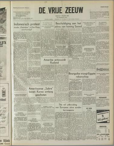 de Vrije Zeeuw 1958-03-07