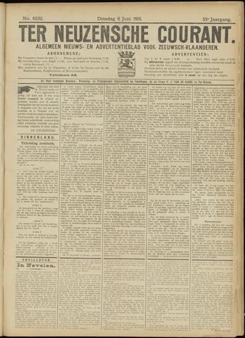 Ter Neuzensche Courant. Algemeen Nieuws- en Advertentieblad voor Zeeuwsch-Vlaanderen / Neuzensche Courant ... (idem) / (Algemeen) nieuws en advertentieblad voor Zeeuwsch-Vlaanderen 1915-06-08
