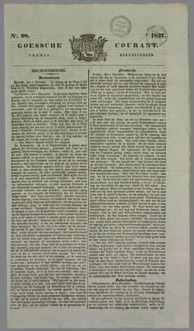 Goessche Courant 1837-12-08