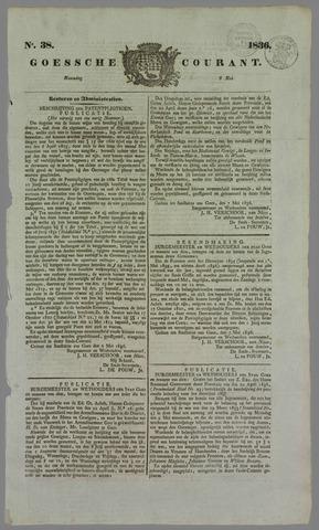 Goessche Courant 1836-05-09