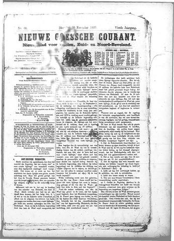 Nieuwe Goessche Courant 1869-11-30