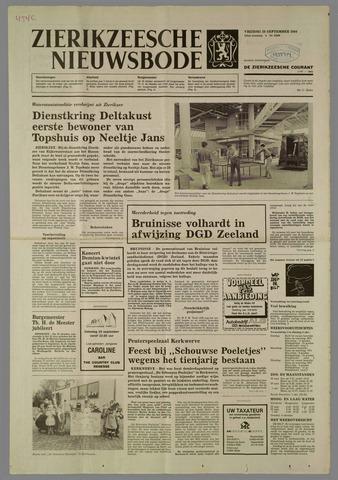 Zierikzeesche Nieuwsbode 1984-09-28