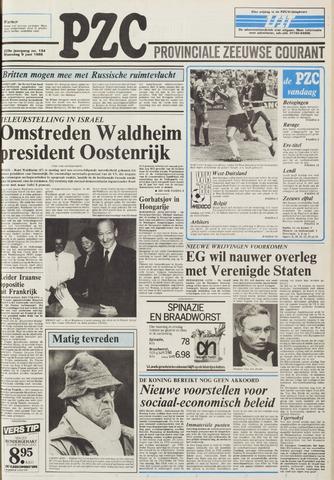 Provinciale Zeeuwse Courant 1986-06-09