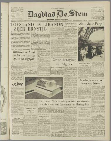 de Stem 1958-05-14