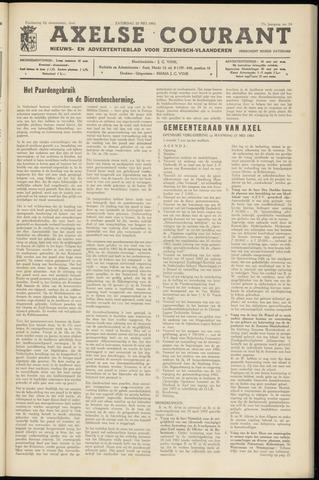 Axelsche Courant 1963-05-25