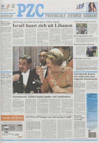 Provinciale Zeeuwse Courant 2000-05-24