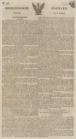 Middelburgsche Courant 1827-08-16