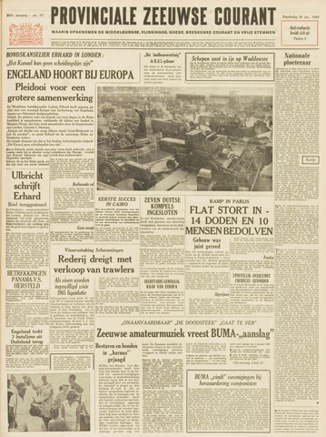 Provinciale Zeeuwse Courant 1964-01-16