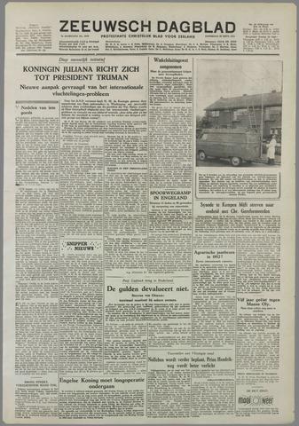 Zeeuwsch Dagblad 1951-09-22