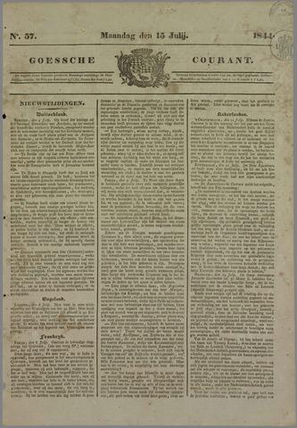 Goessche Courant 1844-07-15