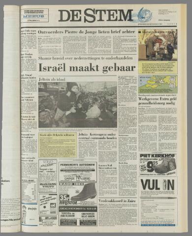 de Stem 1991-11-23