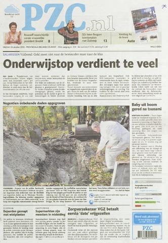 Provinciale Zeeuwse Courant 2010-10-29