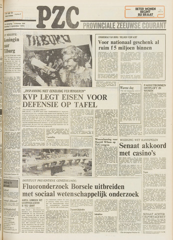 Provinciale Zeeuwse Courant 1973-09-05
