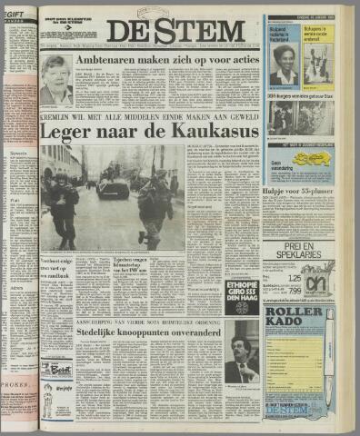 de Stem 1990-01-16