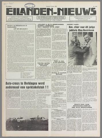Eilanden-nieuws. Christelijk streekblad op gereformeerde grondslag 1979-10-09