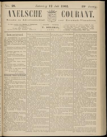 Axelsche Courant 1902-07-12