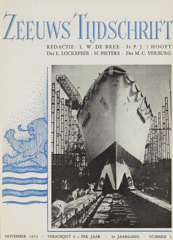Zeeuws Tijdschrift 1952-11-01