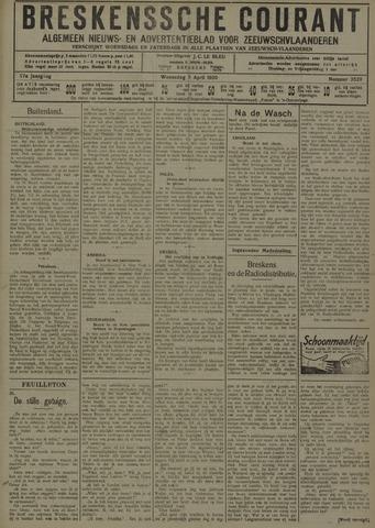 Breskensche Courant 1930-04-09