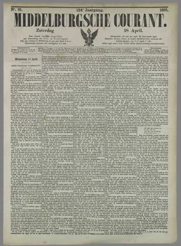 Middelburgsche Courant 1891-04-18