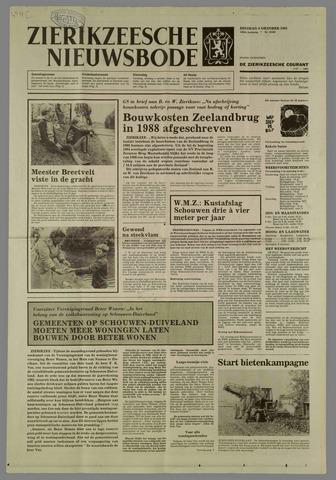 Zierikzeesche Nieuwsbode 1983-10-04