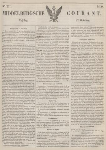 Middelburgsche Courant 1869-10-22