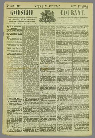 Goessche Courant 1915-12-24