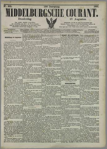 Middelburgsche Courant 1891-08-27