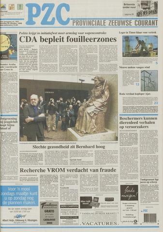 Provinciale Zeeuwse Courant 1999-10-30