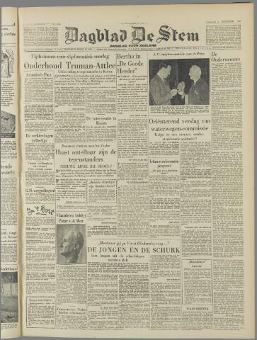 de Stem 1950-12-05