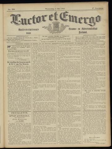 Luctor et Emergo. Antirevolutionair nieuws- en advertentieblad voor Zeeland / Zeeuwsch-Vlaanderen. Orgaan ter verspreiding van de christelijke beginselen in Zeeuwsch-Vlaanderen 1914-05-06