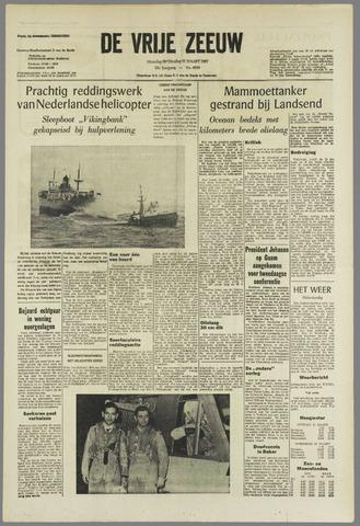 de Vrije Zeeuw 1967-03-20