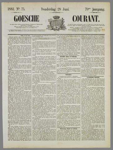 Goessche Courant 1883-06-28