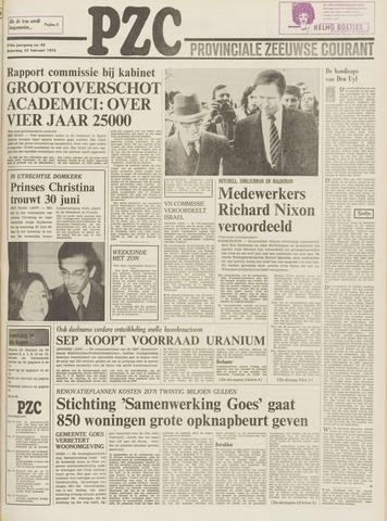Provinciale Zeeuwse Courant 1975-02-22