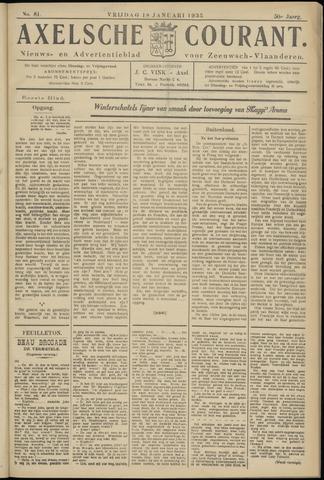 Axelsche Courant 1935-01-18