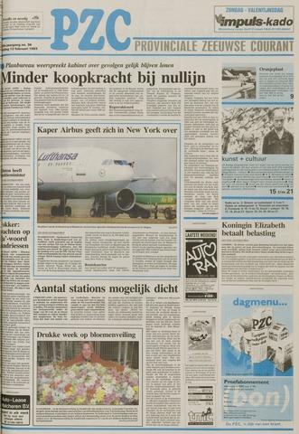 Provinciale Zeeuwse Courant 1993-02-12