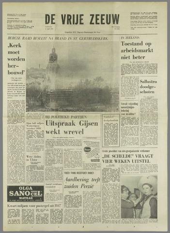 de Vrije Zeeuw 1972-04-11