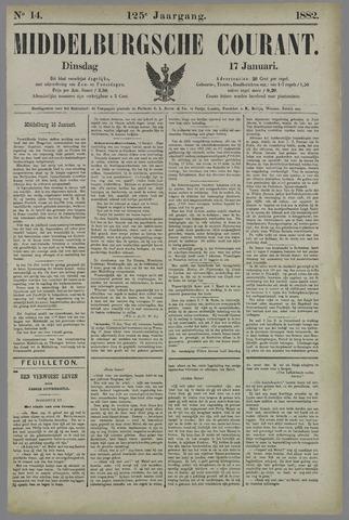 Middelburgsche Courant 1882-01-17