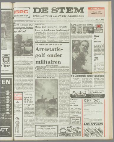 de Stem 1980-07-14
