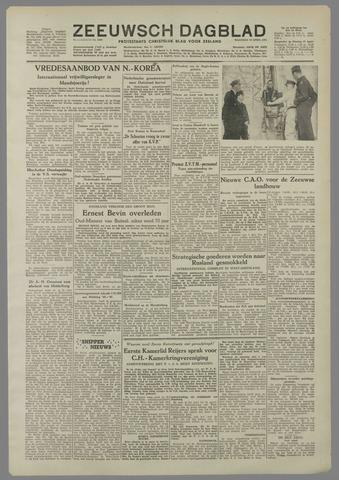 Zeeuwsch Dagblad 1951-04-16