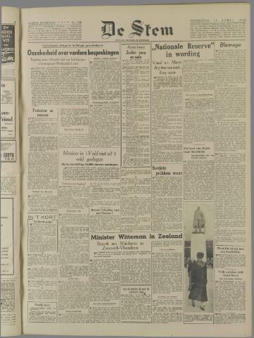 de Stem 1948-04-15