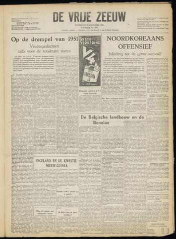 de Vrije Zeeuw 1950-12-30