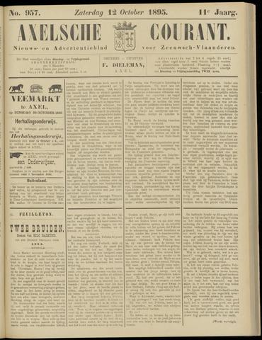Axelsche Courant 1895-10-12