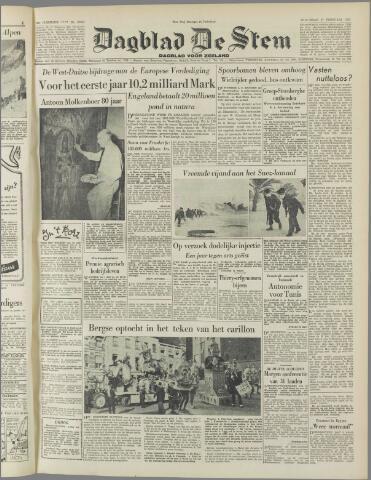de Stem 1952-02-27