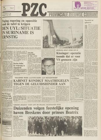Provinciale Zeeuwse Courant 1975-05-17