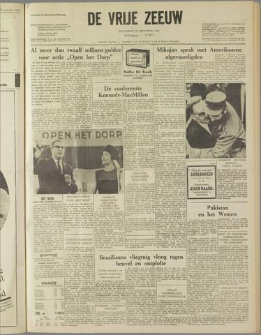 de Vrije Zeeuw 1962-11-28