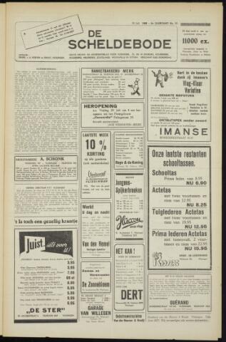 Scheldebode 1955-07-28
