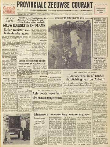 Provinciale Zeeuwse Courant 1963-10-21