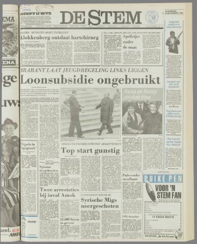 de Stem 1985-11-20