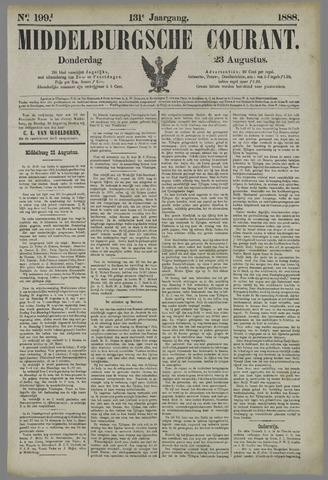 Middelburgsche Courant 1888-08-23
